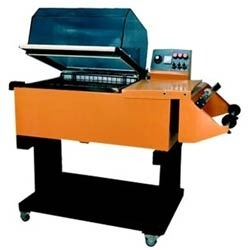 Chamber Type Shrink Wrapping Machines in  Shakti Nagar
