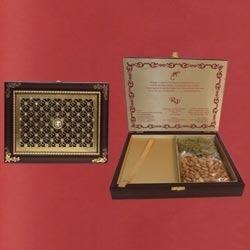 Wedding invitation gift bo india gift ideas royal wedding invitation cards stopboris Image collections