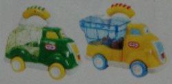 Toy Pop Haulers Asst