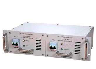 AC-DC Converter Dual Type Rack Mounting