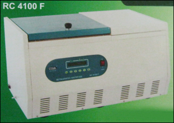 Refrigerated High Speed Research Centrifuge (RC 4100 F)
