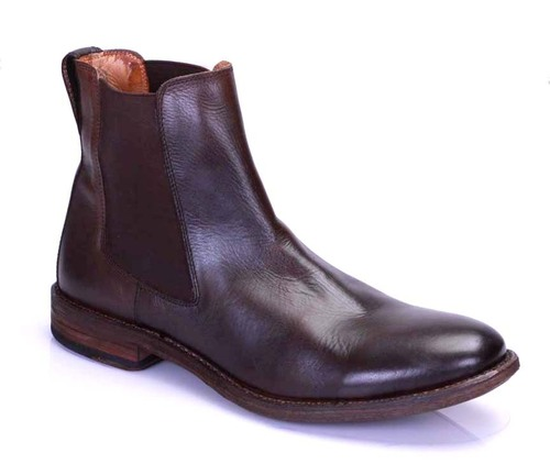 High Ankle Welted Boot
