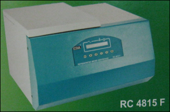 Refrigerated Microspin Centrifuge (TC 4815 F)