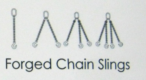 Forged Chain Slings in  Jetpura