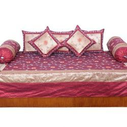 Diwan set diwan set manufacturers dealers exporters for Diwan bed set