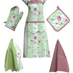 Cotton Kitchen Linens