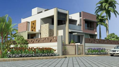 Bungalow Architectural Services In Satellite Ahmedabad