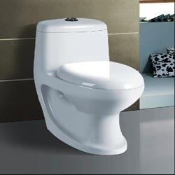 American One Piece Toilet