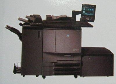 New Konica Minolta Colour Xerox Machine