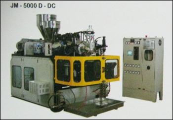 Blow Moulding Machines (Jm-5000 D-Dc) in  Lbs Marg-Bhandup (W)