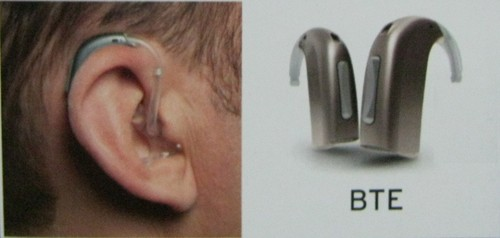 Hearing Aid Machine (Bte)