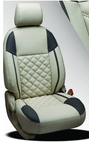 Automotive Seat Cover (U-New Cross) in  63-Sector