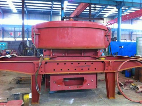TVSI Sand Making Machine