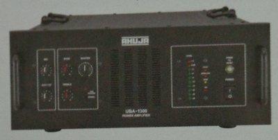 DJ & PA Amplifier (UBA-1300)
