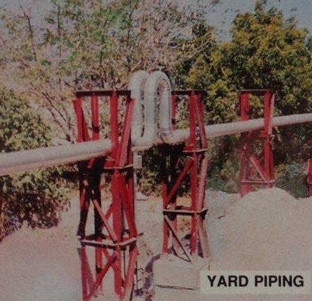 Yard Piping