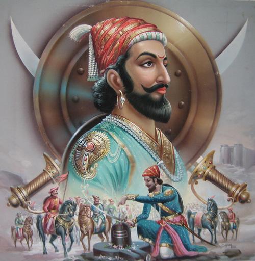 Shiva Ji Painting