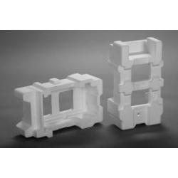 Polystyrene Packing Blocks