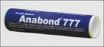 Acrylic Sealant (Anabond 777)