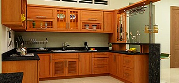 Modern Modular Kitchen Design In Velachery Road