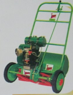 Wheel Type Petrol Engine Operated Lawn Movers (005/871) in  Aman Nagar