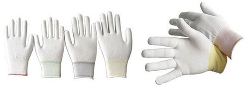 Esd Pu Coated Gloves