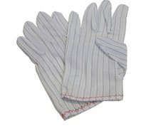 Esd Stripped Gloves in  Kingsway Camp