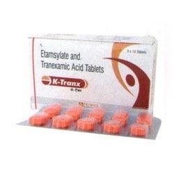 Tranexamic Acid (250mg)