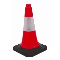 Rubber Base Cone in  Greater Noida