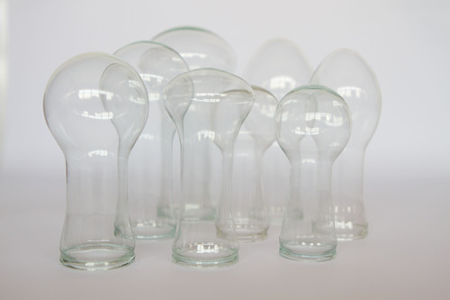 Glass Lamp Bulb Shell