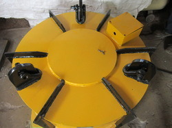 Electro Magnetic Type Circular Magnet in  Makarpura (Vdr)
