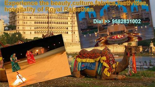 Beautiful Destination Rajasthan Tour Packages