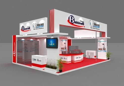 D Exhibition Stall Design : Exhibition stall design service in viman nagar pune