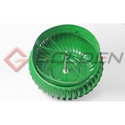 Green Color Coated Turbo Ventilator