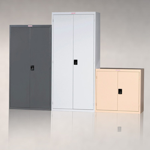 Swing Door Office Cabinet