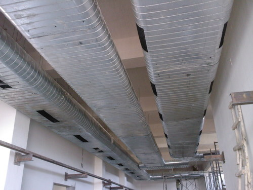 Flat oval spiral duct in hyderabad telangana gp spira