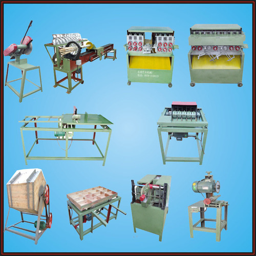 Bamboo Stick Making Machine Set