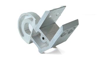 Aluminium Aero Space Components