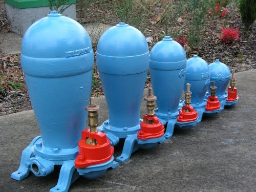 Reliable Hydraulic Water Rams