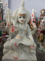 Durable Lord Shiva Statue in   Opposite Vedant Mandir