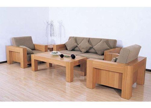 Wooden furniture living room