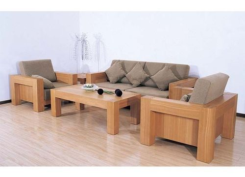 Living Room Wooden Furniture in B.G. Road Sibsagar  PUNJAB FURNITURE