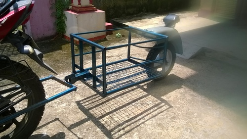 Durable Motorcycle Trailers in  Raghunathpur