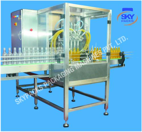 Liquid Filling Machine in  New Area