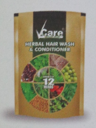 Herbal Hair Wash And Conditioners