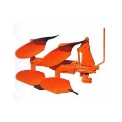 Mechanical Reversible Plough for Mini Tractor