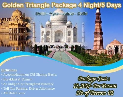 Golden Triangle Tour Package Services