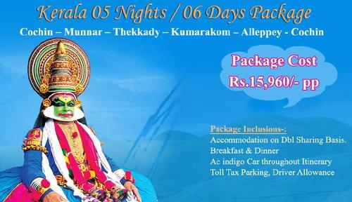 Kerala Tour Package Services