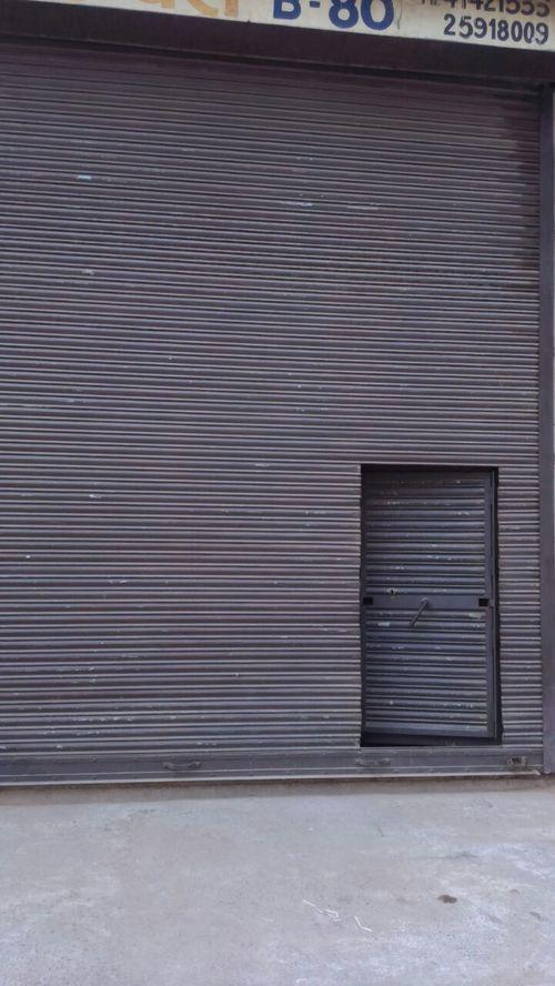 Brecket Door Rolling Shutter