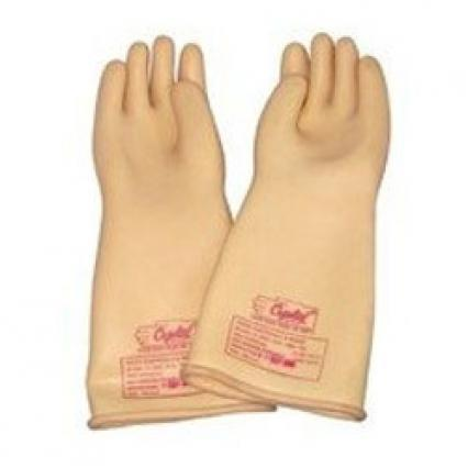 Crystal Electrical Hand Gloves