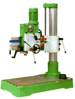 40mm Radial Drilling Machine in   Bhalvado Kancho